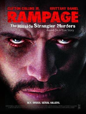 Rampage: The Hillside Strangler Murders - Movie Poster (thumbnail)