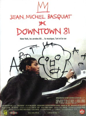 New York Beat Movie - French Movie Poster (thumbnail)