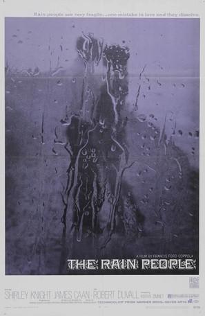 The Rain People - Movie Poster (thumbnail)