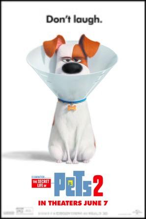 The Secret Life of Pets 2 - Movie Poster (thumbnail)