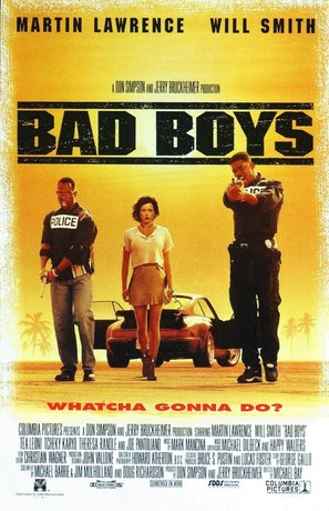 Bad Boys - Movie Poster (thumbnail)