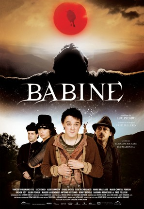 Babine - Canadian Movie Poster (thumbnail)
