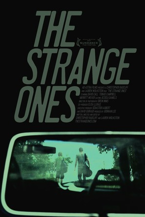 The Strange Ones - Movie Poster (thumbnail)