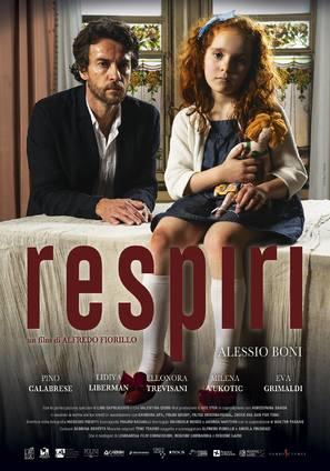 Respiri - Italian Movie Poster (thumbnail)