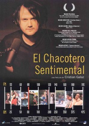 Chacotero sentimental: La película, El - Spanish Movie Poster (thumbnail)