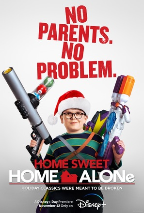 Home Sweet Home Alone - Movie Poster (thumbnail)