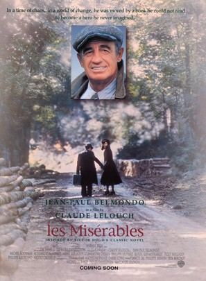 Misérables, Les - Movie Poster (thumbnail)