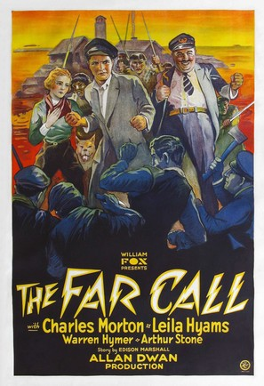 The Far Call - Movie Poster (thumbnail)