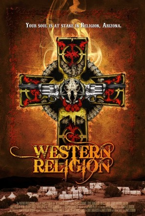 Western Religion - Movie Poster (thumbnail)