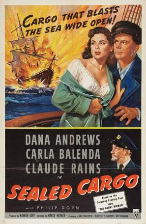 Sealed Cargo - Movie Poster (thumbnail)
