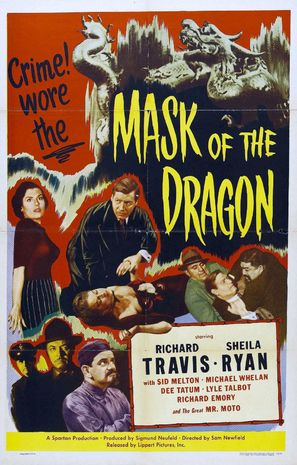 Mask of the Dragon - Movie Poster (thumbnail)
