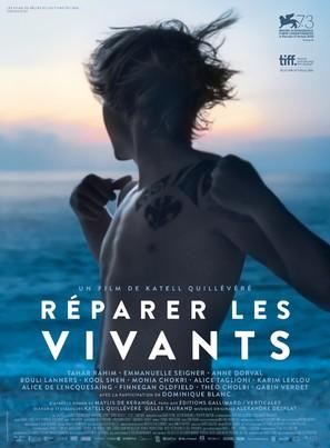 Réparer les vivants - French Movie Poster (thumbnail)