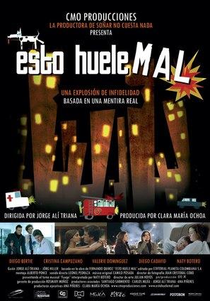 Esto huele mal - Colombian Movie Poster (thumbnail)