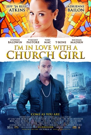 I'm in Love with a Church Girl - Movie Poster (thumbnail)