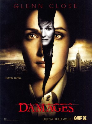 """Damages"" - Movie Poster (thumbnail)"