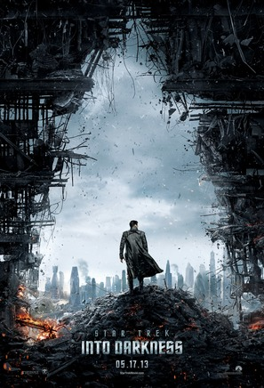 Star Trek: Into Darkness - Movie Poster (thumbnail)