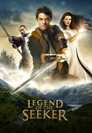 """Legend of the Seeker"" - Movie Poster (thumbnail)"