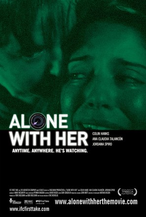 Alone with Her - Movie Poster (thumbnail)