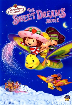 Strawberry Shortcake: The Sweet Dreams Movie - poster (thumbnail)