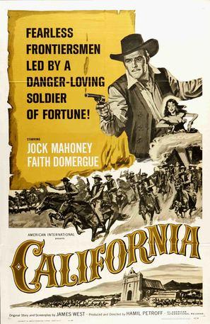 California - Movie Poster (thumbnail)