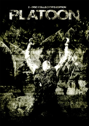 Platoon - DVD movie cover (thumbnail)