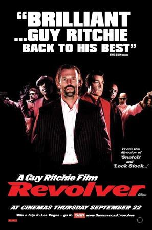 Revolver - Movie Poster (thumbnail)