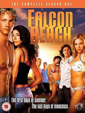 """""""Falcon Beach"""" - Danish Movie Cover (thumbnail)"""