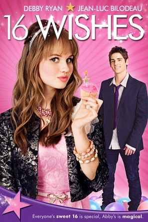 16 Wishes - DVD movie cover (thumbnail)