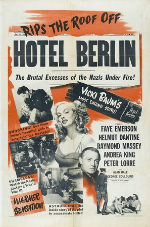 Hotel Berlin - Movie Poster (thumbnail)