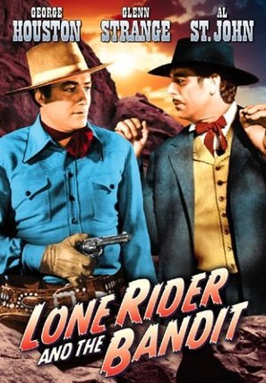 The Lone Rider and the Bandit - DVD cover (thumbnail)