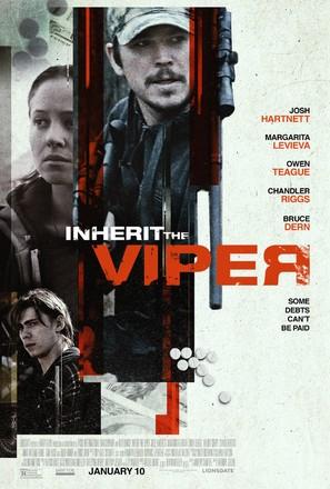 Inherit the Viper - Movie Poster (thumbnail)