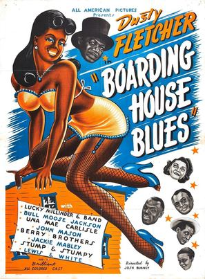 Boarding House Blues - Movie Poster (thumbnail)