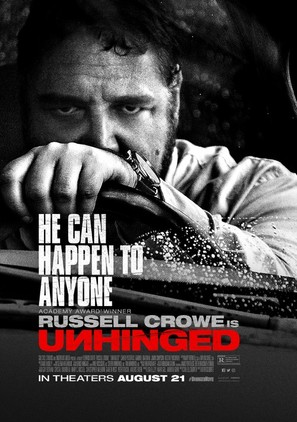 Unhinged - Movie Poster (thumbnail)
