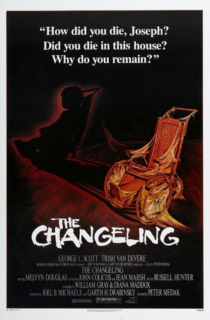 The Changeling - Movie Poster (thumbnail)