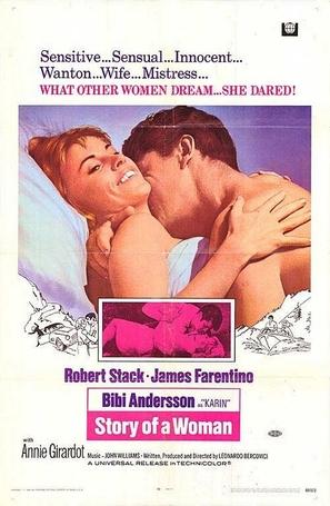 Storia di una donna - Movie Poster (thumbnail)