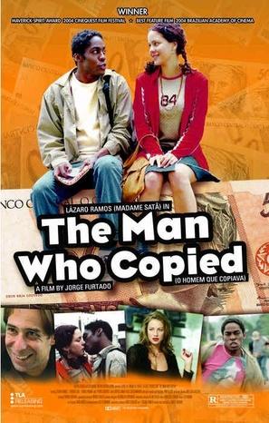 Homem Que Copiava, O - Movie Poster (thumbnail)