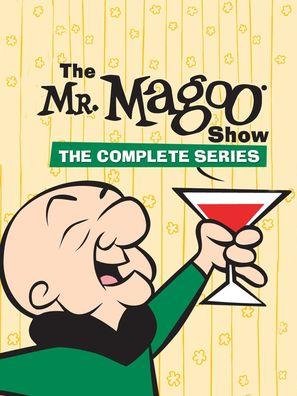 """Mister Magoo"" - DVD movie cover (thumbnail)"