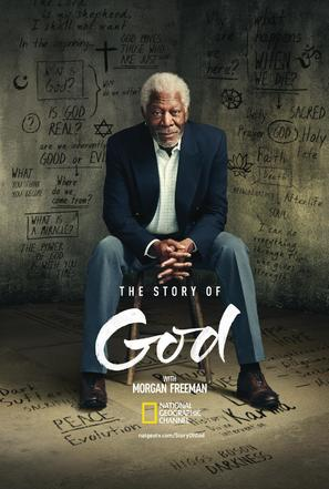 """""""The Story of God with Morgan Freeman"""" - Movie Poster (thumbnail)"""