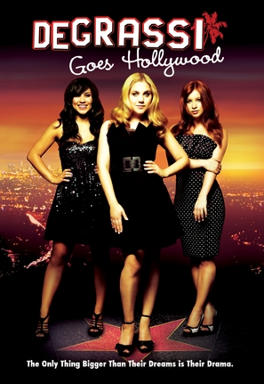 Degrassi Goes Hollywood - Movie Poster (thumbnail)