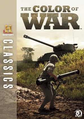 """The Color of War"" - DVD cover (thumbnail)"