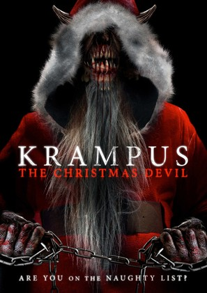 Krampus: The Christmas Devil - DVD cover (thumbnail)