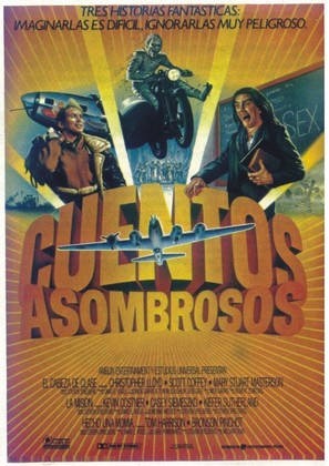"""Amazing Stories"" - Spanish Movie Poster (thumbnail)"