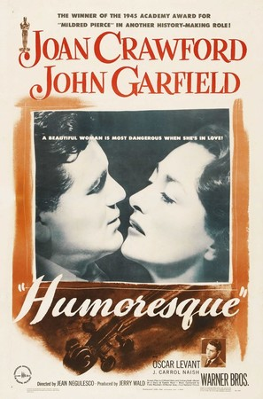 Humoresque - Movie Poster (thumbnail)