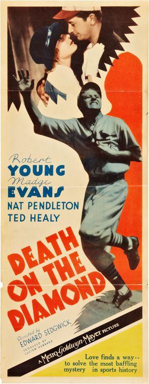 Death on the Diamond - Movie Poster (thumbnail)