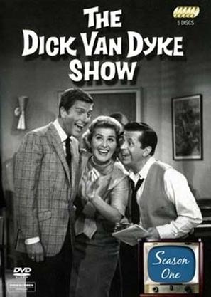 """The Dick Van Dyke Show"" - DVD movie cover (thumbnail)"