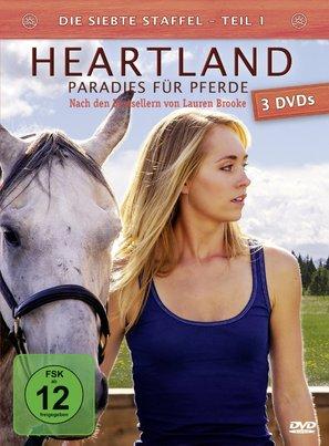 """Heartland"" - German DVD movie cover (thumbnail)"