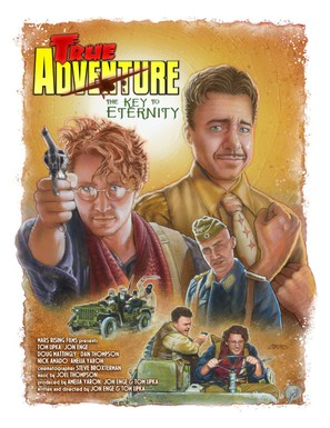 True Adventure: The Key to Eternity