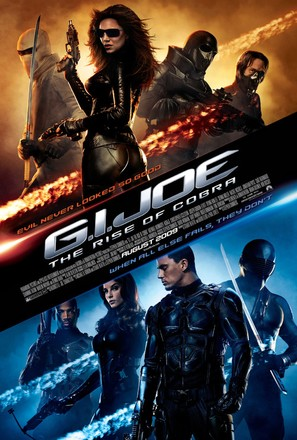 G.I. Joe: The Rise of Cobra - Movie Poster (thumbnail)