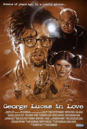 George Lucas in Love - Movie Poster (thumbnail)