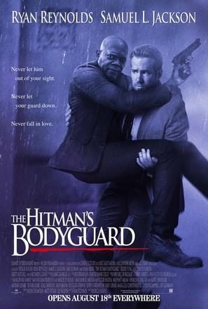 The Hitman's Bodyguard - Movie Poster (thumbnail)